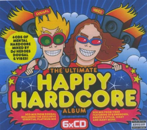 Ultimate Happy Hardcore Album