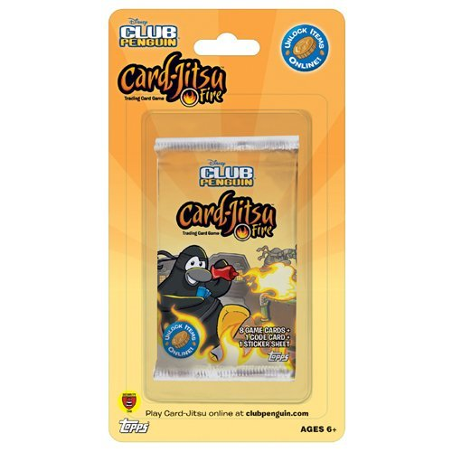 Club Penguin Series 3 Blister Booster Pack (single pack) - 1