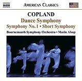 echange, troc  - Copland : Dance Symphonie - Symphonie n°1 - Short Symphony