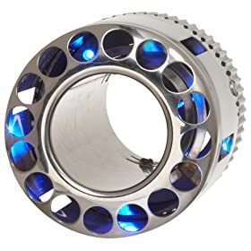 The Fast & The Furious by StreetGlow Neo Blue LED Lighted Exhaust Tip