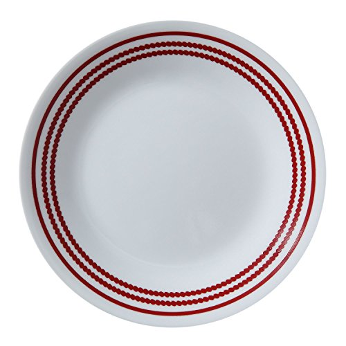 Corelle Livingware Ruby Red 6.75