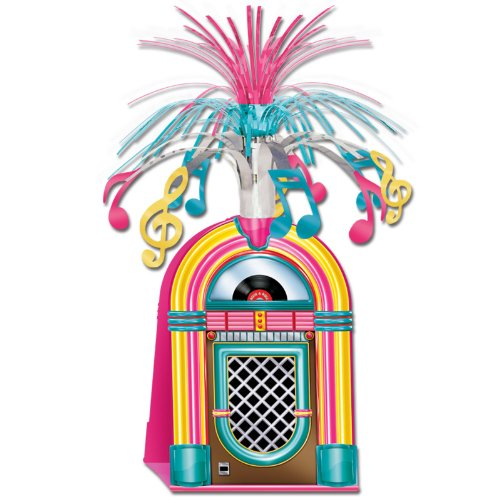 1950's Jukebox Centerpiece - Official Party Supplies [Toy]