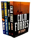 Colin Forbes Colin Forbes 4 Books Collection Set RRP £28.96 (The Main Chance, No Mercy, Double Jeopardy, By Stealth)