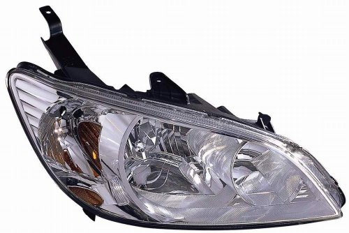 DEPO Auto Parts 3171135RAS Honda Civic Headlight