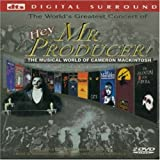 Hey Mr Producer: Cameron Mackintosh [DVD] [Import]