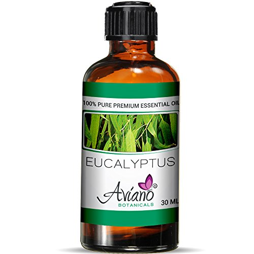 Eucalyptus Essential Oil - 100% Pure Blue Diamond Therapeutic Grade By Avían? Botanicals (30 ml)