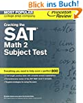 Cracking the SAT Math 2 Subject Test...