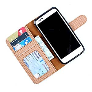 For HTC ONE X / For HTC One X Plus - PU Leather Wallet Flip Case Cover