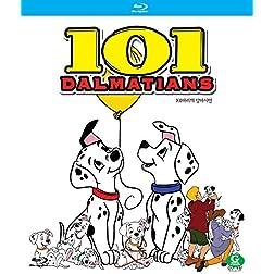 101 Dalmatians [Blu-ray]