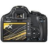 atFoliX FX-Antireflex Film de protection d'écran pour Canon EOS 500D Rebel T1i