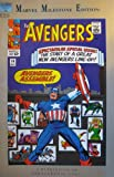 img - for MARVEL MILESTONE EDITION: AVENGERS, (A REPRINTING OF AVENGERS #16 1965), #16, October 1993 (Volume 1) book / textbook / text book