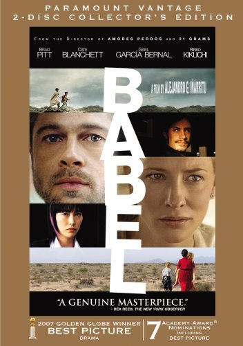 Cover art for  Babel (Two-Disc Collector's Edition)
