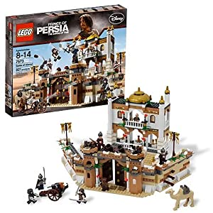 LEGO Prince of Persia Battle of Alamut - 7573
