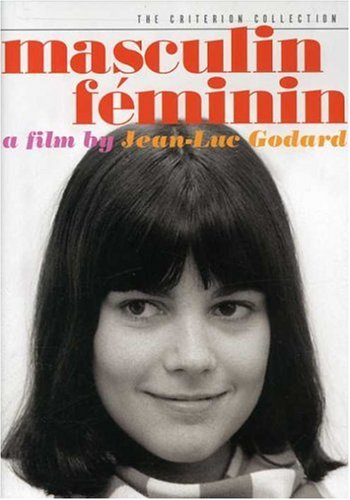 Cover art for  Masculin Feminin (The Criterion Collection)