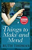 Ruth Thomas Things to Make and Mend