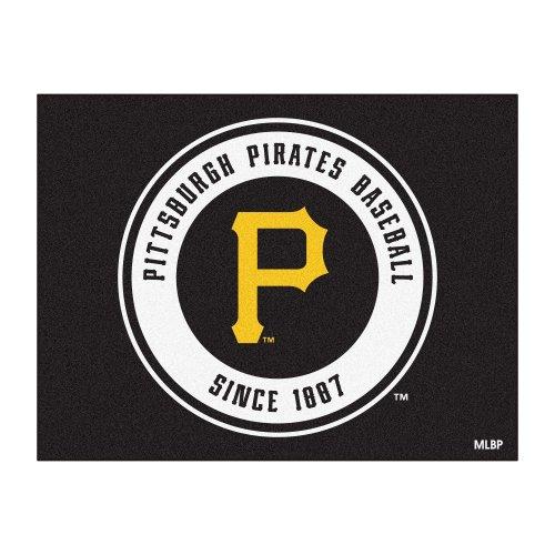 Pittsburgh Pirates 34 x 44 Mat