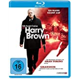"Harry Brown [Blu-ray]von ""Michael Caine"""