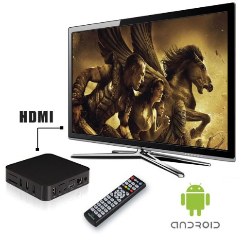 Mini TV Stick Google Android 4.0 Internet Network Android Player TV BOX HDMI Cortex A9 1.2GHz WiFi 1080P