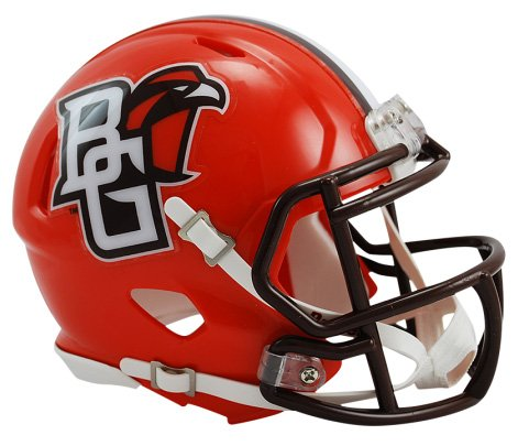 NCAA Bowling Green Falcons Speed Mini Helmet