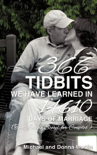 366 Tidbits We Have Learned in 14610 Days of Marriage