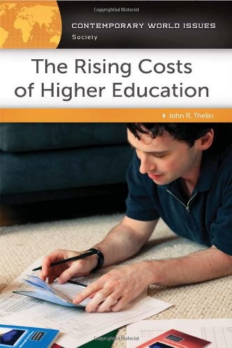 The Rising Costs of Higher Education: A Reference Handbook (Contemporary World Issues) image