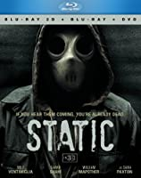 Static 3D BD+DVD Combo 3pk [Blu-ray] by NEW VIDEO GROUP