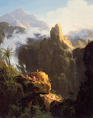odsanart-12-x-15-zoll-impressionismus-andere-landscape-zusammensetzung-st-john-im-wildernessvon-thom