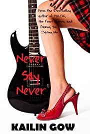 Never Say Never (Never Knights Series)