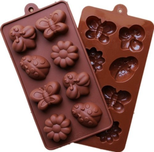 Silicone Butterfly Insect Molds