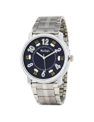 Relish Casual Tide Analogue White Men's Watch (RELISH-651)