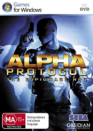 Alpha Protocol [Online Game Code]