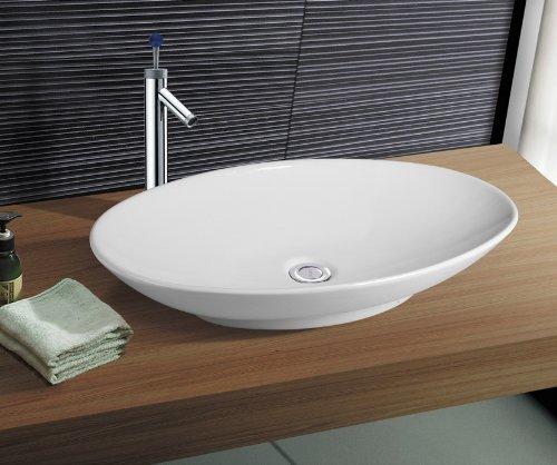 Neg design waschbecken uno30 aufsatz waschschale for Keramikspülbecken