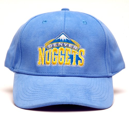 Nba Denver Nuggets Led Light-Up Logo Adjustable Hat