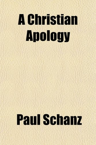 A Christian Apology