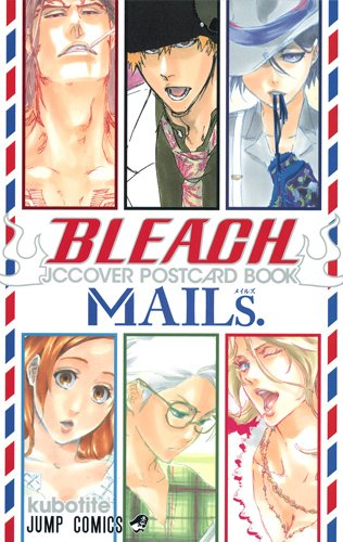 MAILs. BLEACH JCCOVER POSTCARD BOOK (ジャンプコミックス)