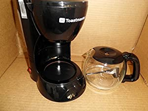 Toastmaster Coffee Maker K Cup : Amazon.com: Toastmaster 5 Cup Coffee Maker: Kitchen & Dining