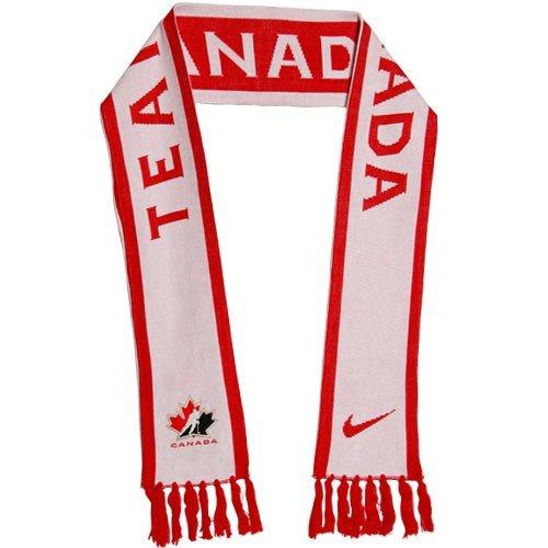 Nike Team Canada Iihf 2010 Reversible Scarf