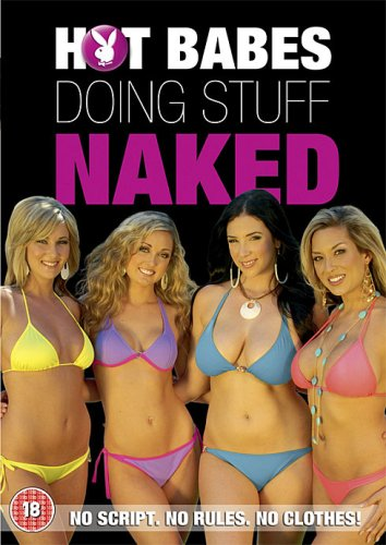 Playboy - Hot Babes Doing Stuff Naked [DVD]