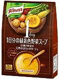 クノール 1日分の緑黄色野菜スープ 10種の野菜の完熟かぼちゃポタージュ 3食 (4入り)