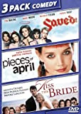 Pieces of April/Kiss the Bride/Saved!