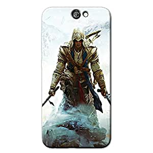 ASSASSINS 3 BACK COVER HTC ONE A9