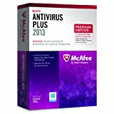 McAfee AntiVirus Plus & Family Protection Bundle 2013 - 1 PC, 12 month Subscription (PC)