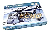 RCECHO® ITALERI Helicopter Model 1/72 MH-53E Sea Dragon Scale Hobby 1065 T1065 with RCECHO® Full Version Apps Edition