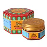 1 X RED Tiger Balm Small 10 Grams