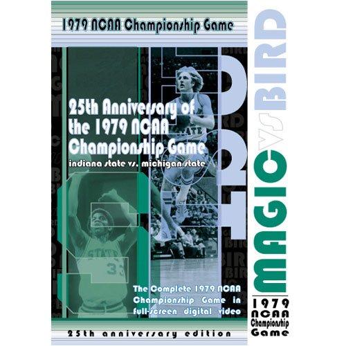 1979 Ncaa Championship Game Migic Vs Bird [DVD] [US Import] [NTSC]