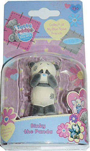 Tatty Teddy Blue Nose Friends Figure (Binky The