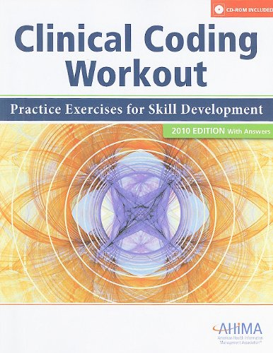 Clinical Coding Workout, With Answers 2010 1584262419