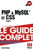 GUIDE COMPLET DUO£PHP MYSQL ET CSS