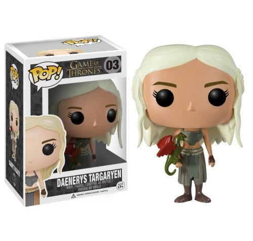 Daenerys Targaryen: Funko POP! x Game of Thrones Vinyl Figure