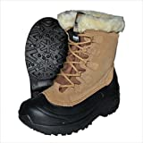Itasca Womens Cedar Winter Snow Boot - Buff 9